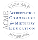 Baylor University Official Seal of ACME Accreditation