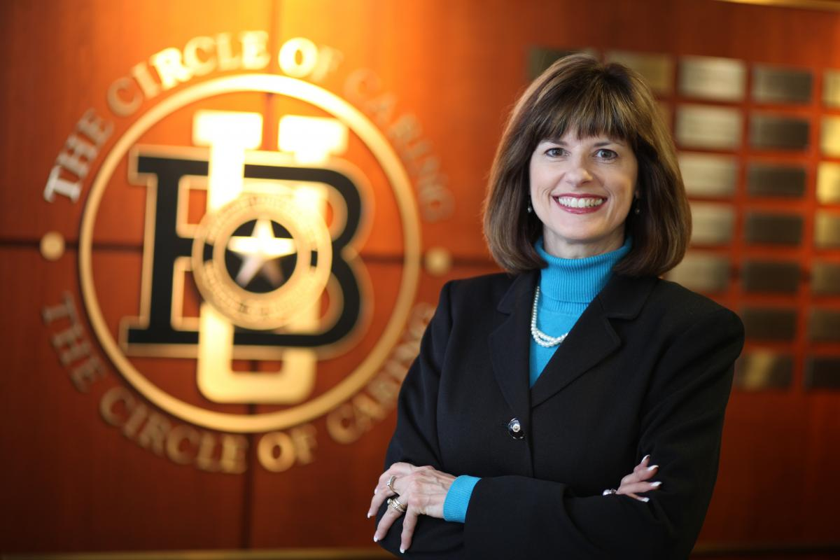 Baylor University Dean Shelley Conroy