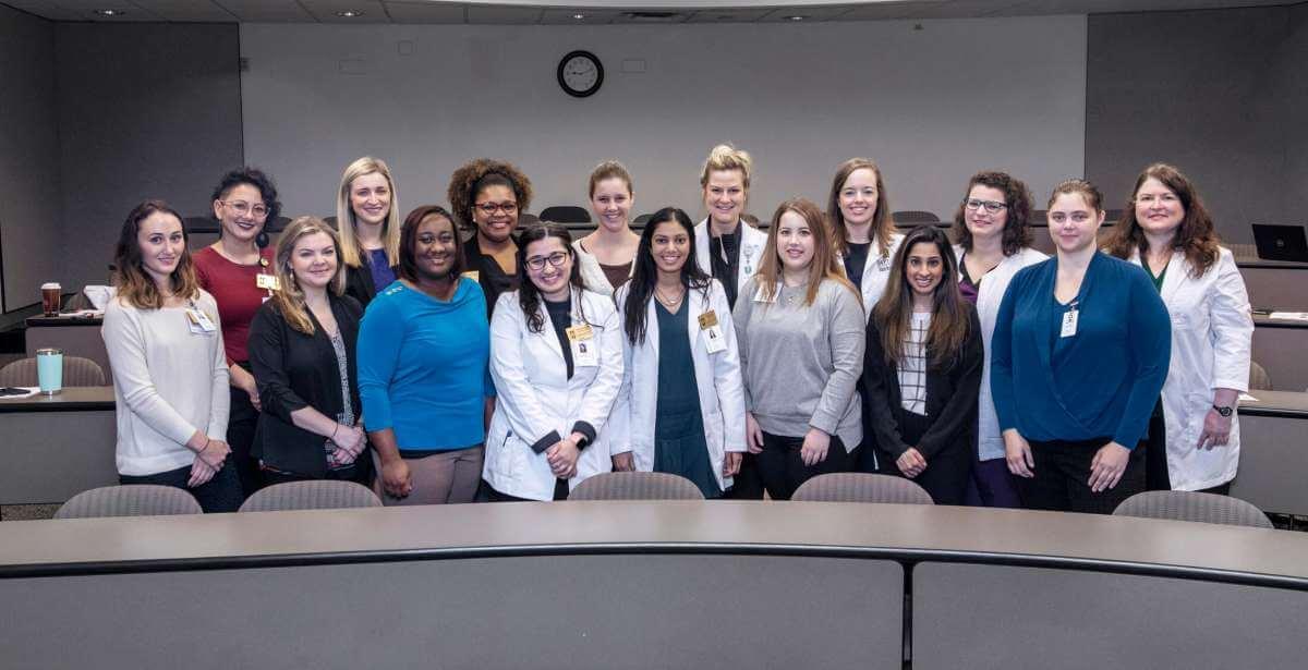 Baylor University Online Nursing students