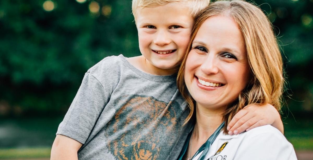 Baylor Alumni Writes First Children's Book on Birth Defect Hypospadias Blog Header