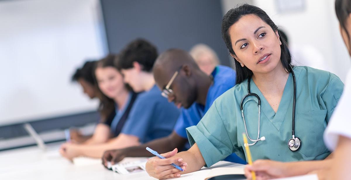 Nursing As A Second Career